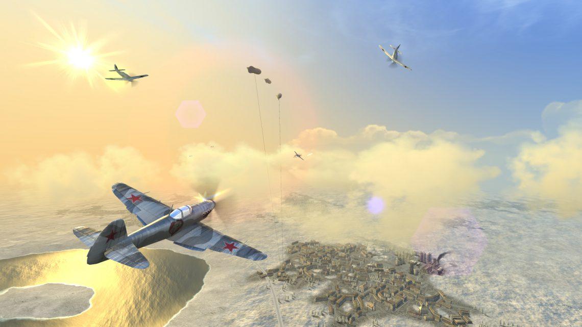 Уникальная игра Warplanes: WW2 Dogfight ждет поклонников воздушных сражений
