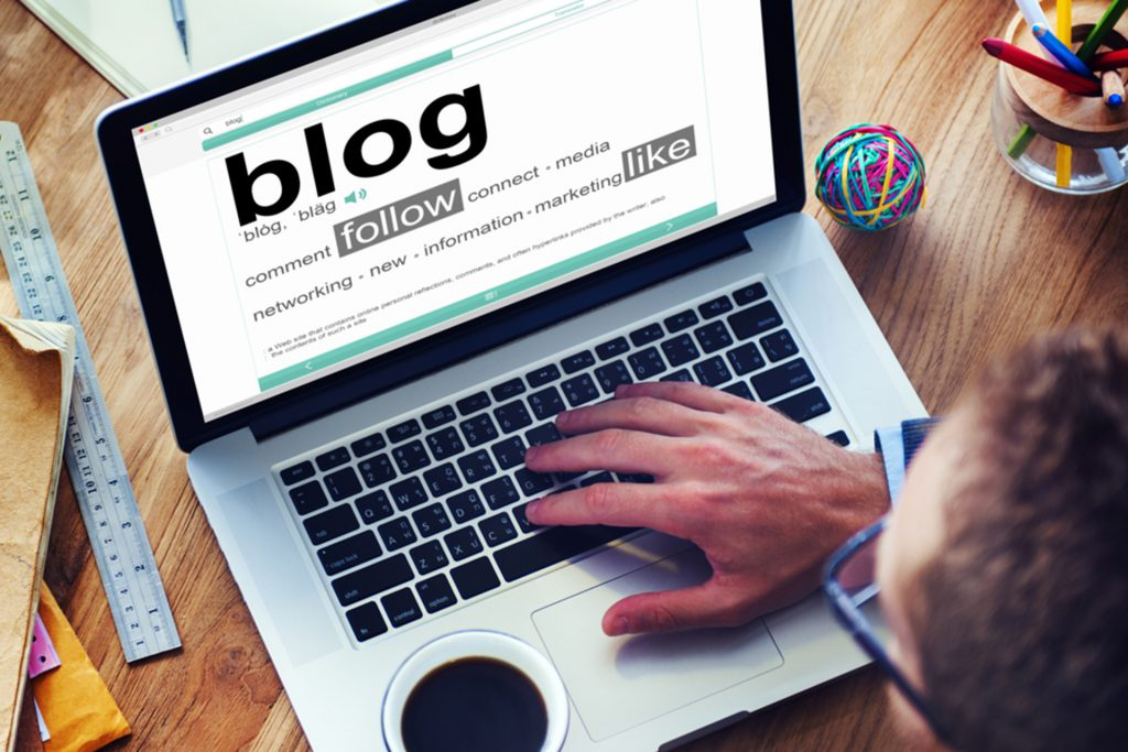 Блог как вариант получения дохода